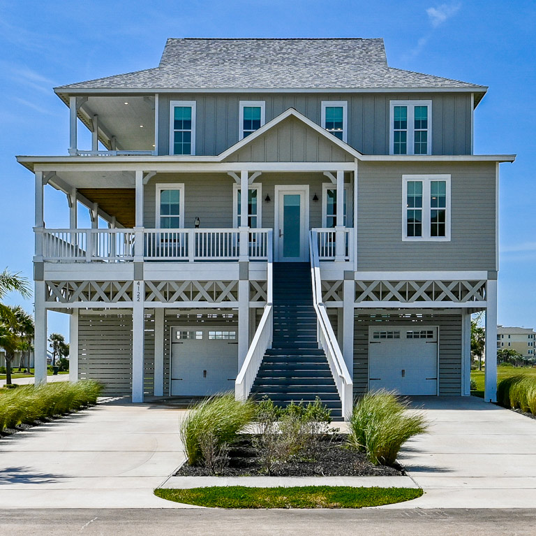 Galveston Coastal Custom Home